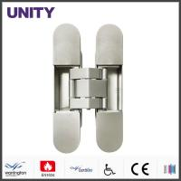 China Commercial Door Hinge Hardware Satin PVD Titanium UNITY HB Series on sale