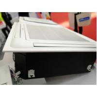 China Brushless DC Motor Air Conditioner Cassette Unit With Build In Electrical Box on sale