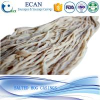 Quality Price Cheap High Quality Natural Sheep Casings / Salted Hog Casing / Sausage Casing with HACCP,FDA Approved wholesale
