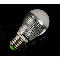Quality Low Energy 4W E27AC100 - 240V / 50 - 60Hz High Power Dimmable LED Lighting Bulb wholesale