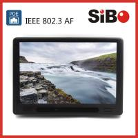 Cheap 10 Inch Wall Surface Industrial Control Android POE Tablet With Body Sensor RS232 for sale