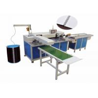 China Metal Coil Automatic Punch And Spiral Binding Machine Single Loop DWM-400 on sale