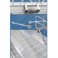 Cheap Working Suspended Access Platform With Steel Rope, Construction Scaffolding for sale