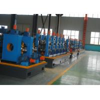 Quality Fast Speed ERW Carbon Steel Tube Mill For Pipe Making Machine , CE / ISO wholesale