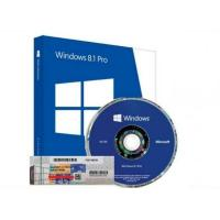 China 100% Genuine Microsoft Office 8.1 Product Key , Global Area Windows 8.1 Pro Update on sale