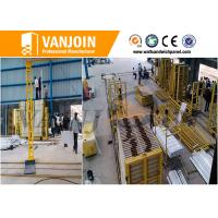 Quality Vanjoin Manufacturer Provided Interior And Exterior Wall Panel Machine Automatic wholesale