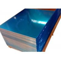 Quality Cold Rolled Aluminium Alloy Sheet , Color Coated Aluminum Sheet 3003 3004 3005 wholesale