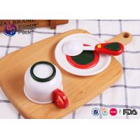 Buy cheap OEM Custom Plastic Toys Childrens Plastic Pots And Pans Tea Cup With Saucer product