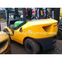 Quality Used  KOMATSU  forklift truck  5t for sale wholesale