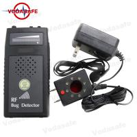 China Superior Sensitivity RF Bug Detector , Cell Phone Signal Detector Asoustic Display on sale