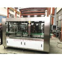 Quality Paste Sauce Filling And Sterilized Glass Bottle Capping Machine For Ready To Eat Bird Nest wholesale