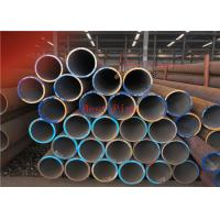 Quality Grade T23 P23 Alloy Steel Seamless Pipes , High-temperature Strength Steam Boiler Tubes wholesale