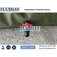 Quality Fuushan 1000l Collapsible Water Tank Round Cylinder Flexible Water Bladder Tank wholesale