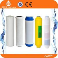 Quality Granular Activated Carbon Water Filter Replacement Cartridge wholesale