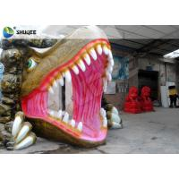 Quality Dinosaur 5D Movie Theater For Mall Party Cinema With Action Rides Projector wholesale