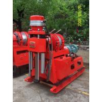 Quality Hydraulic Chuck Core Drilling Rig Mechanical Drive , Core Drilling Equipment wholesale