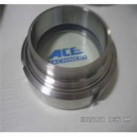 Sanitary Dn40 Stainless Steel SS304 Union Type Sight Glass