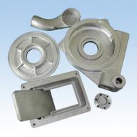 Quality High Performance Aluminum Die Casting Parts / Custom Motor Spare Parts wholesale