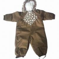 Quality Children's Overall, Waterproof and Breathable wholesale