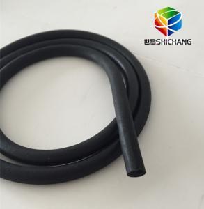 China Custom PVC black weather damping rubber car door sealing strip on sale