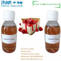 Quality Hot-selling food grade PG based high quality concentrate Cheese Cake flavor for E-liquid wholesale