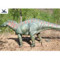 Quality Customizable Realistic Dinosaur Statues For Water Park / Science Center / Museum Exhibits wholesale