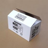 Quality Auto lock Bottom Printed Corrugated Box Packaging wholesale