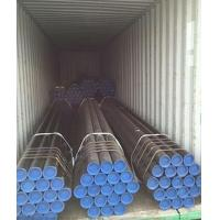 Quality 1.0026 Non Alloy Steel Tubes , S195T ERW Steel Pipes Standard EN10225:2007 wholesale