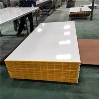 Quality 25 years firproof greywhite 1150-50-0.376mm mgo sandwich panel for clear room wholesale