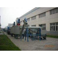 China 100 - 300 KW Washing and remover PET bottle label Waste Plastic Recycling Machines on sale