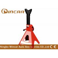 Buy cheap 3 Ton Car Red jack stand for car repair from wholesalers