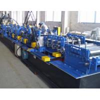 Quality Galvanized Steel CZ Purlin Roll Forming Machine Fully Automatic High Speed wholesale