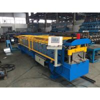 China 14 Stations Gutter Roll Forming Machine For Production Roof Ridge Tile on sale