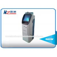 Quality All In One Touch Screen ATM Computer Kiosk Cabinet Bank ATM Cash Machine wholesale