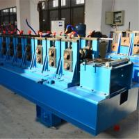 Quality Hydraulic Punching Cable Tray Roll Forming Machine , Rolling Form Machine Cr12mov wholesale