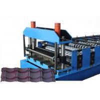 Quality CE Sheet Metal Roll Forming Machines , Roofing Sheet Making Machine wholesale