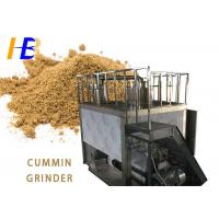 Quality Cumin Seeds Food Pulverizer Machine , 100 - 1000kg/h Ultra Fine Grinding Mill wholesale