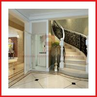 Buy cheap Load 250 - 400kg High Speed Elevator , High Safety Residential Home Elevators from wholesalers
