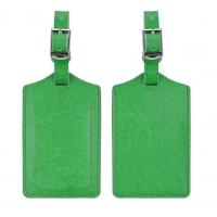China Travel Industry Baggage Identification Tag With Printed / Embossed Logo on sale