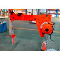 Quality 1000 KG Low Headroom M3 Electric Powered Chain Hoist wholesale