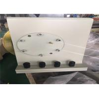 Quality HSB320mm Hollow Shaft Crane Wheel Block With Bearing Connect Plate And Bolt wholesale