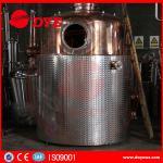 Quality SS Commercial Distilling Equipment Rum Vodka Whiskey Brandy Distillery Equipment wholesale
