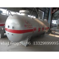 China China famous CLW 20000L LPG gas storage tank for sale on sale