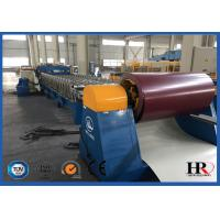 Buy cheap Blue Automatic Roof Tile Roll Forming Machine Anti Rust Roller from wholesalers
