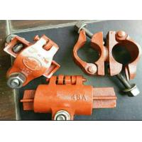 China Heavy Duty Cast Iron Pump Parts Customized 0.5-500KG Sand Casting on sale