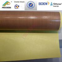 Quality Teflon/PTFE coated Kevlar cloth wholesale