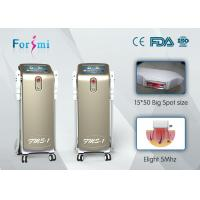 Cheap Laser clinic IPL SHR Elight 3 In 1  FMS-1 ipl shr hair removal machine for sale