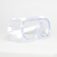 Buy cheap Polycarbonate Transparent Lens Ansi Safety Glasses from wholesalers