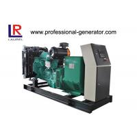 Quality Four Stroke Mechanical 80kw Open Diesel Generator with 100% Copper Winding Wire wholesale