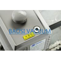 China Industry Oil Rotary Vane Vacuum Pump for freeze drying equipment , 24Ll/min(14.4 m³/h) on sale